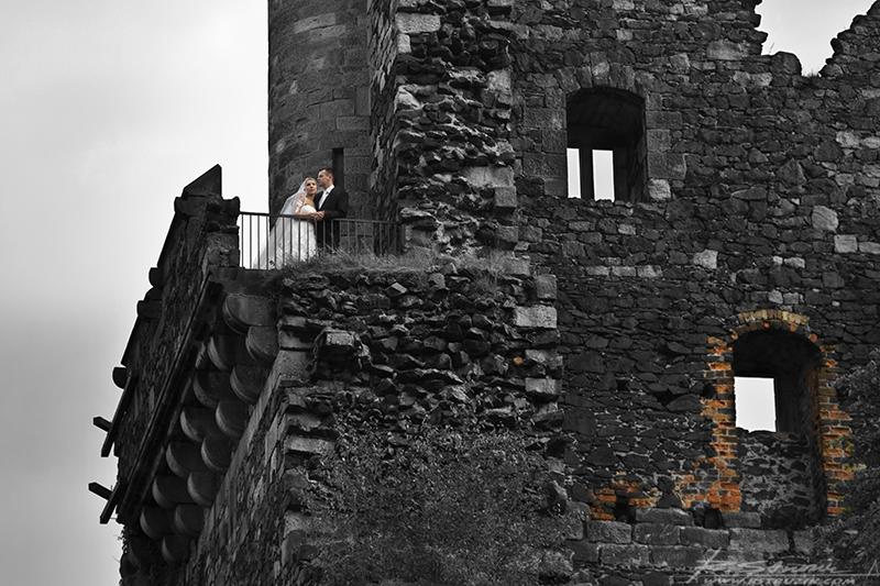 Zamek Grodziec. Bez komentarza... inaczej po prostu być nie mogło.
